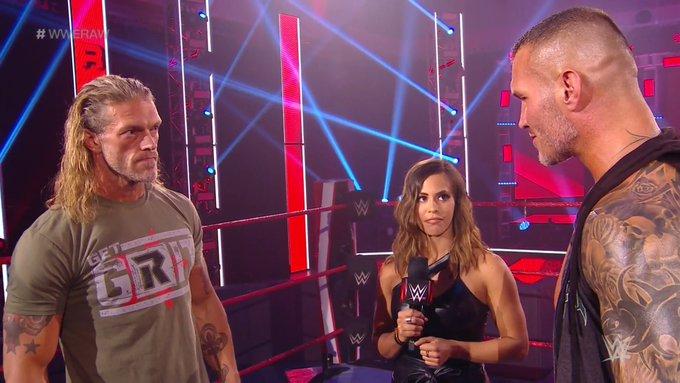 WWE RAW (11 de mayo 2020) | Resultados en vivo | Edge y Randy Orton regresan 53