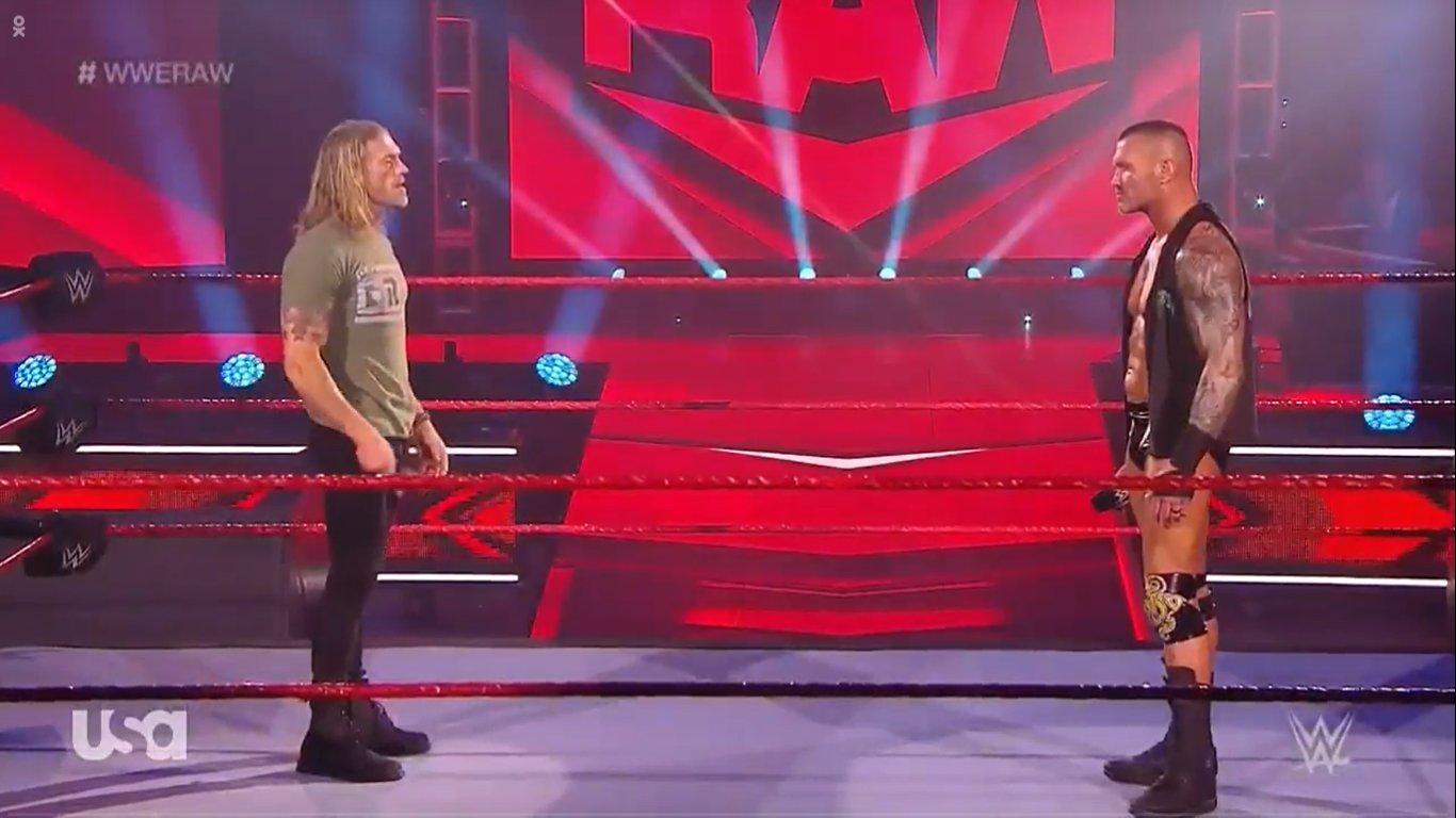 WWE RAW (18 de mayo 2020)   Resultados en vivo   King Corbin viene por Drew McIntyre 2