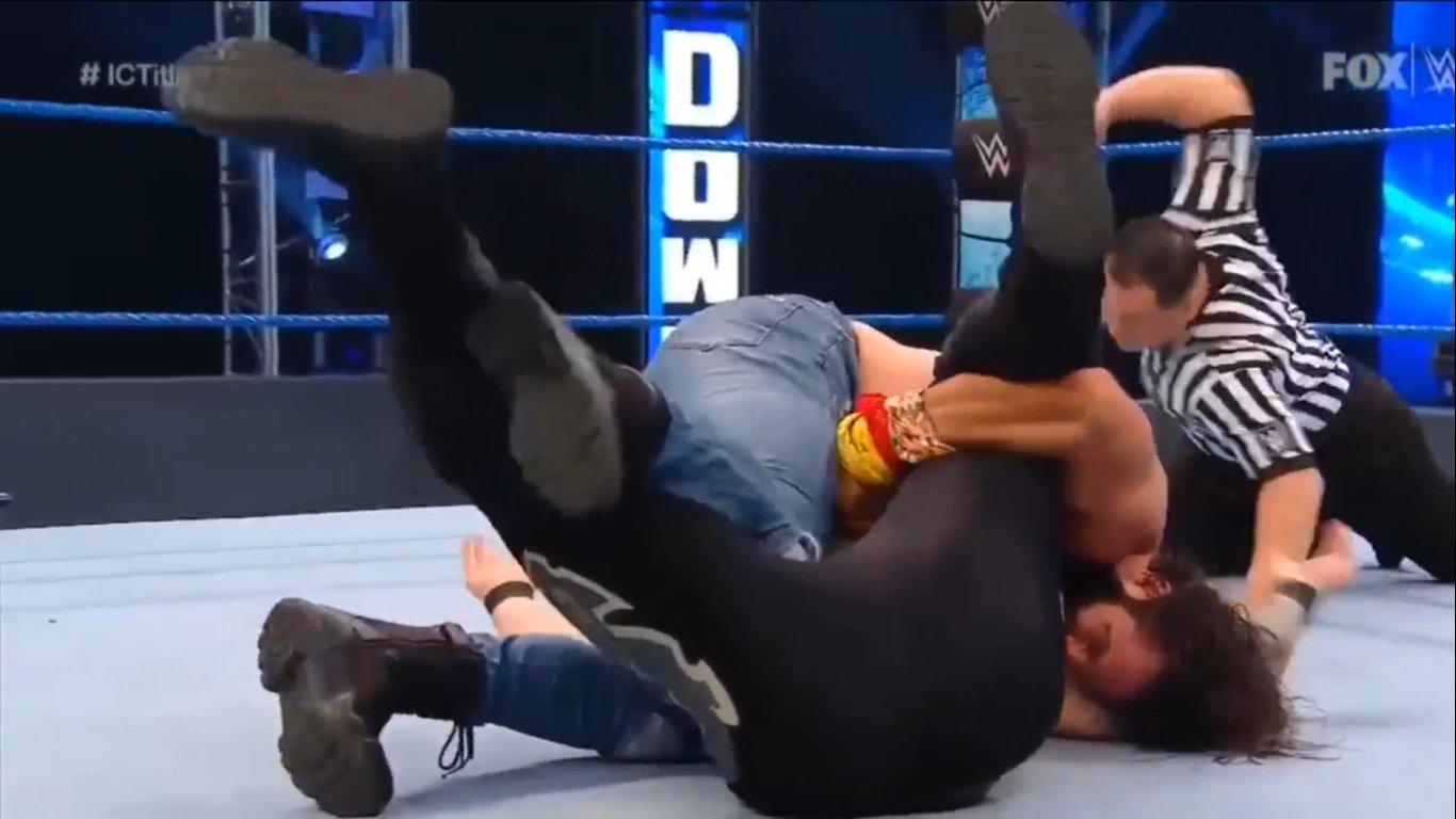 SmackDown 15 de mayo 2020