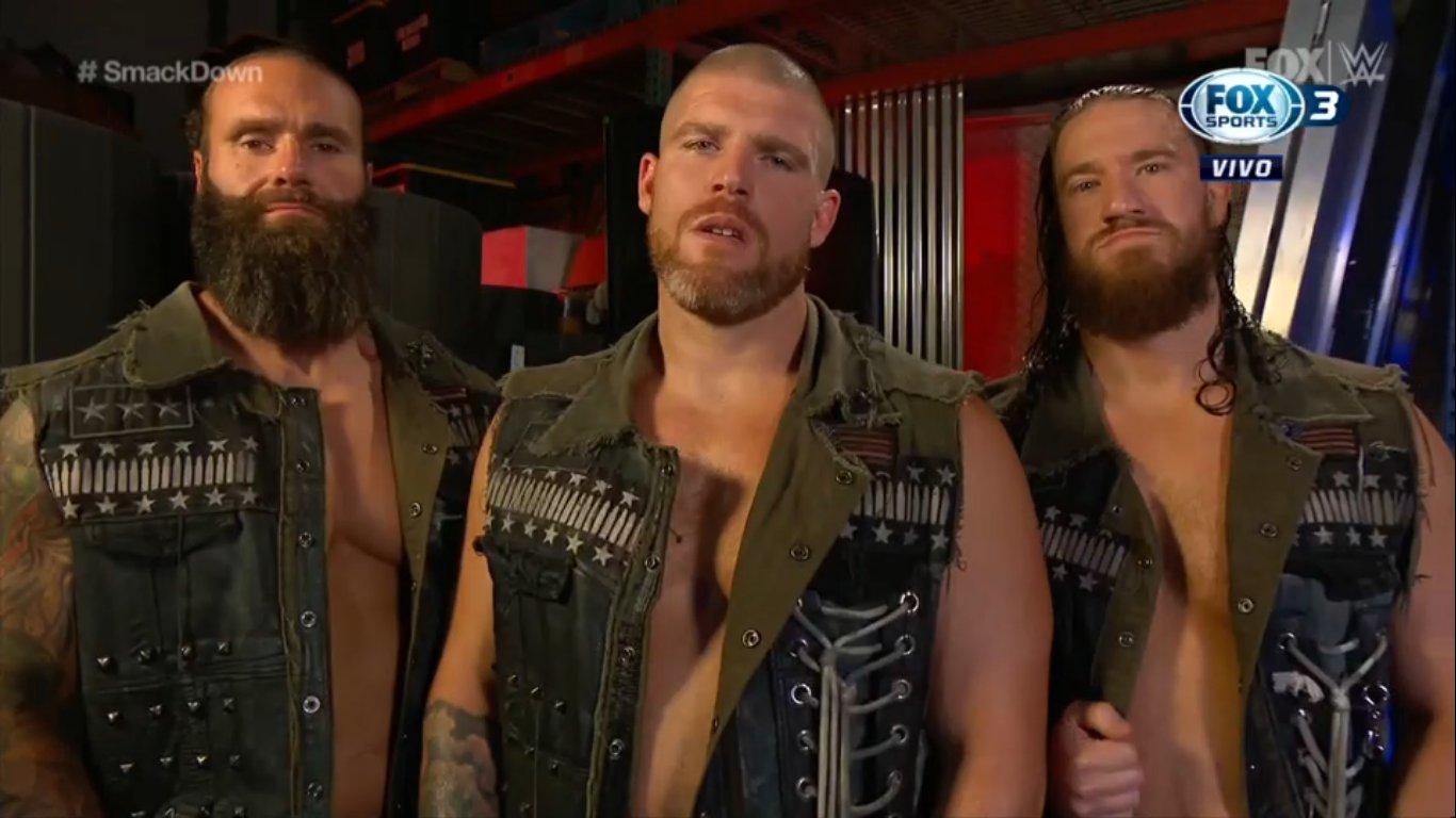 3 x 3: Lo mejor y lo peor de SmackDown (22 de mayo 2020) 1