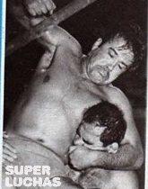 Lou Thesz contra Gori Guerrero