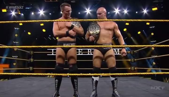 NXT (13 de mayo 2020) | Resultados en vivo | Finn Bálor vs. Cameron Grimes 4