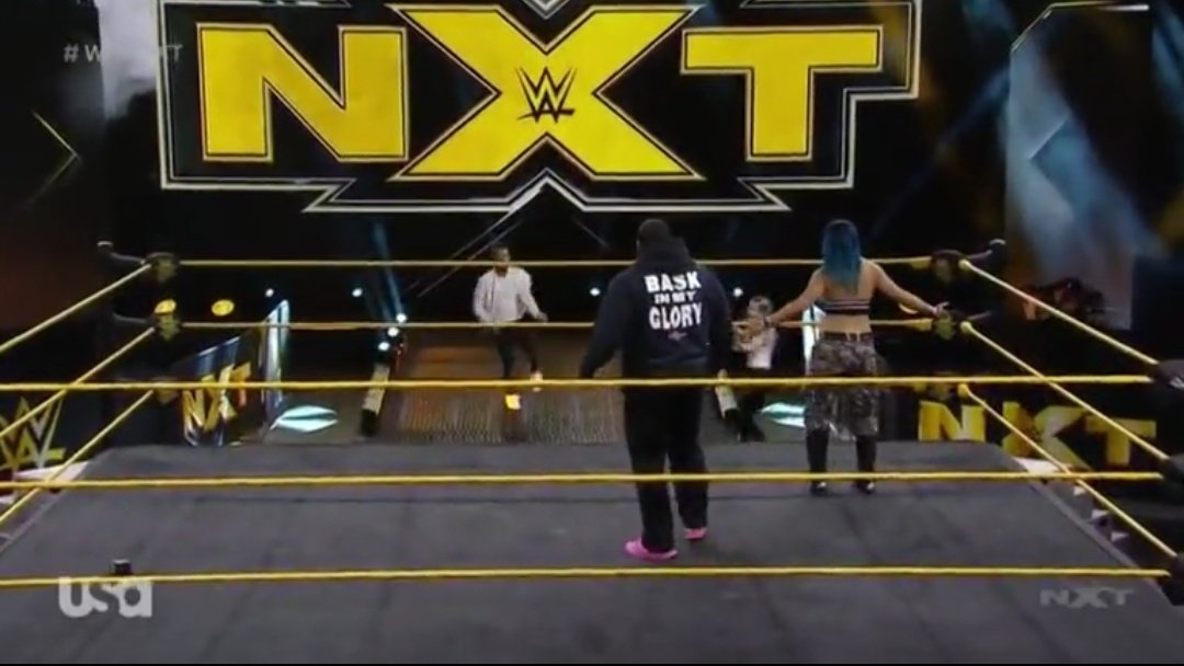 3 x 3: Lo mejor y lo peor de NXT (20 de mayo 2020) 2