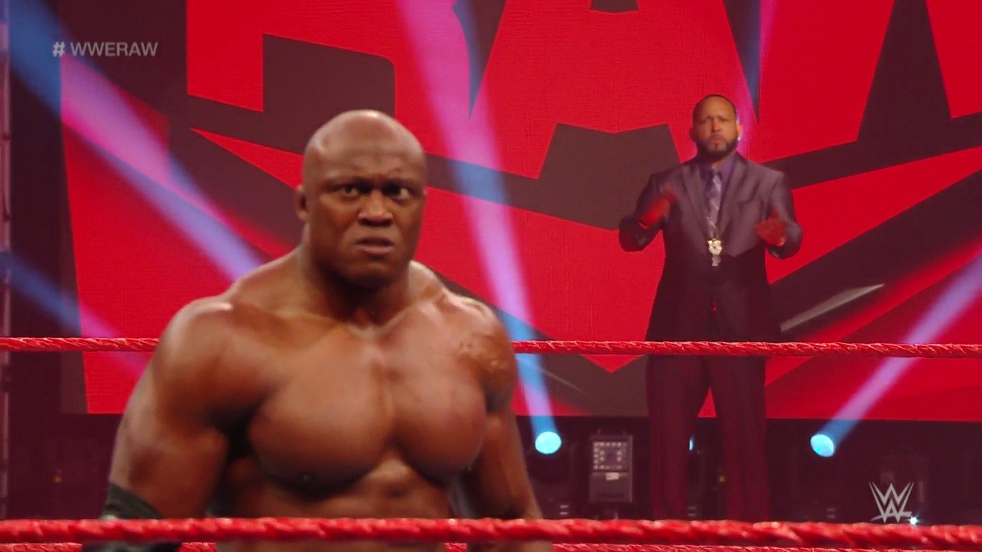 WWE RAW (18 de mayo 2020) | Resultados en vivo | King Corbin viene por Drew McIntyre 13