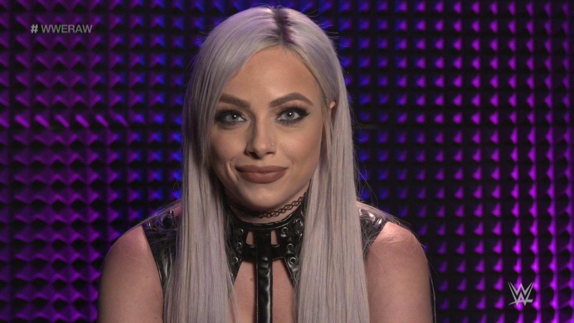 Liv Morgan quiere robarte el alma Liv Morgan está frustrada con WWE