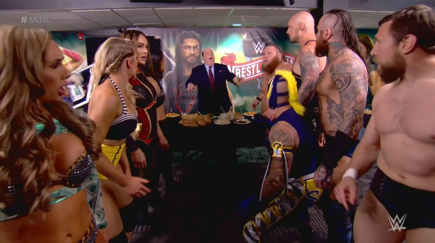 WWE Money in the Bank 2020 | Resultados en vivo | En busca del maletín 49
