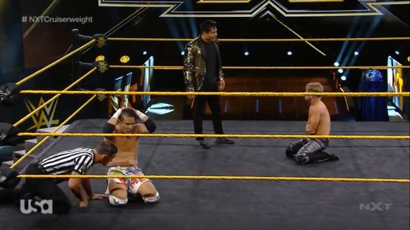 3 x 3: Lo mejor y lo peor de NXT (20 de mayo 2020) 4