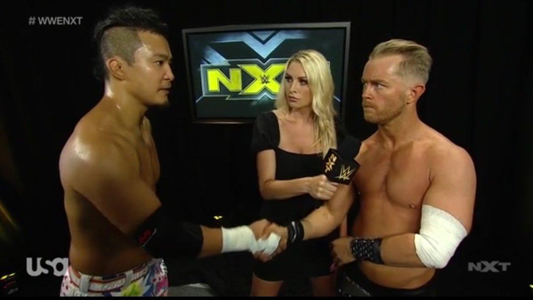 3 x 3: Lo mejor y lo peor de NXT (27 de mayo 2020) 4