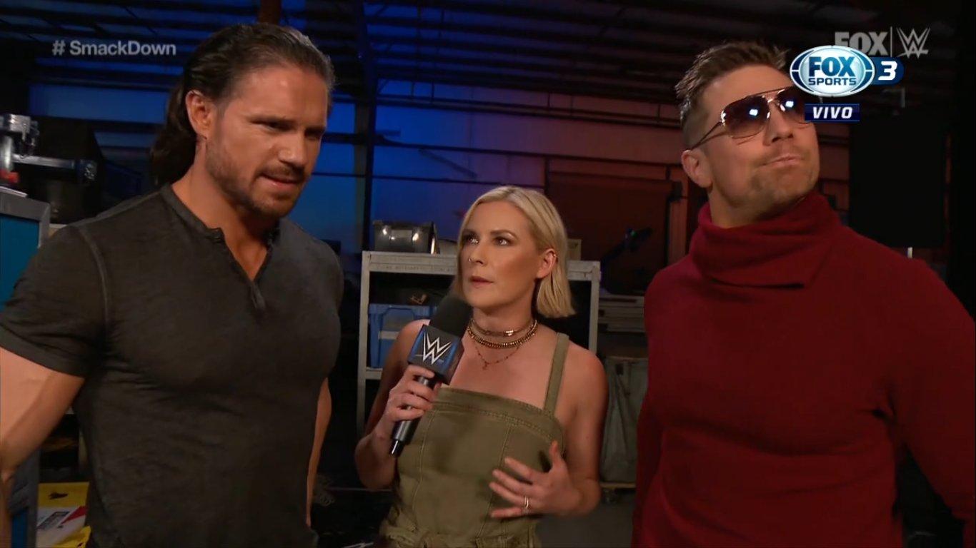 WWE SMACKDOWN (22 de mayo 2020) | Resultados en vivo | Duelo de campeonas 12