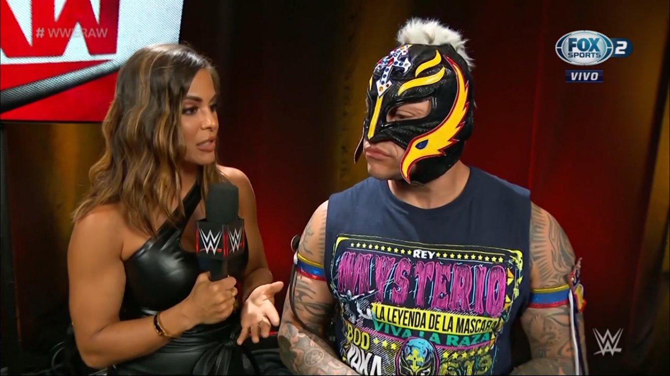 WWE RAW (11 de mayo 2020) | Resultados en vivo | Edge y Randy Orton regresan 28