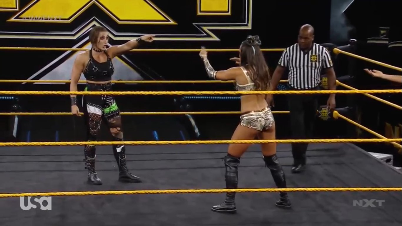 NXT (27 de mayo 2020)   Resultados en vivo   Matt Riddle vs. Timothy Thatcher 24