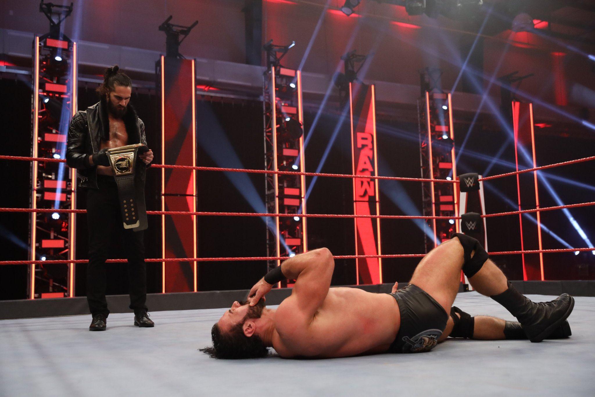 WWE RAW (4 de mayo 2020)   Resultados en vivo   A un paso de Money in the Bank 51