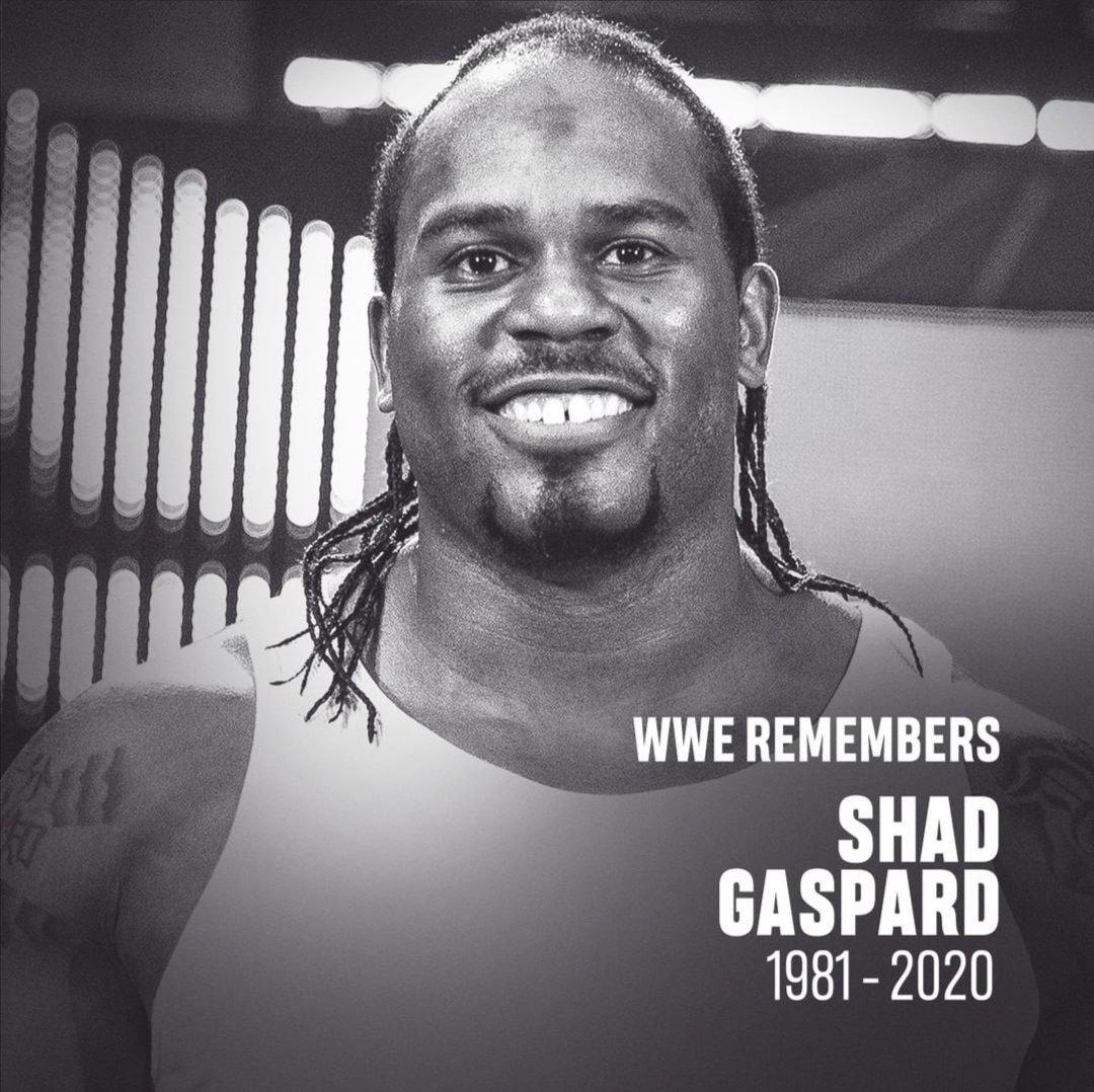 fallecimiento de Shad Gaspard