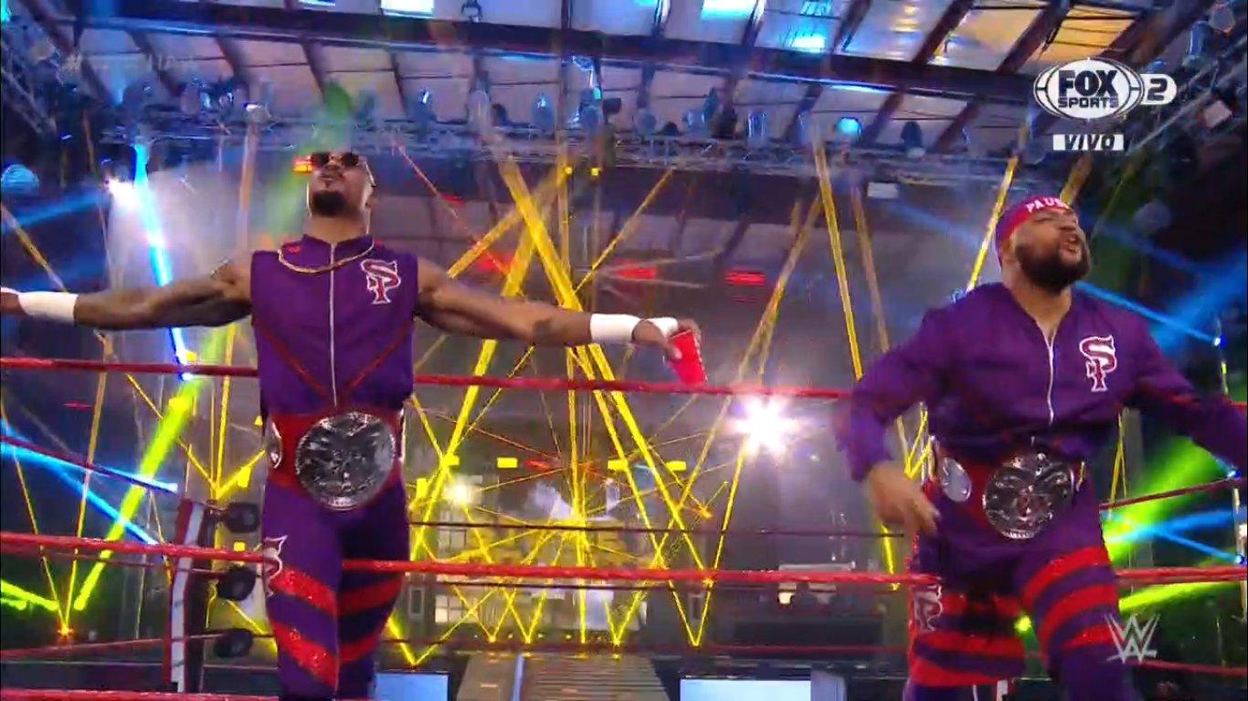 WWE RAW (4 de mayo 2020)   Resultados en vivo   A un paso de Money in the Bank 27