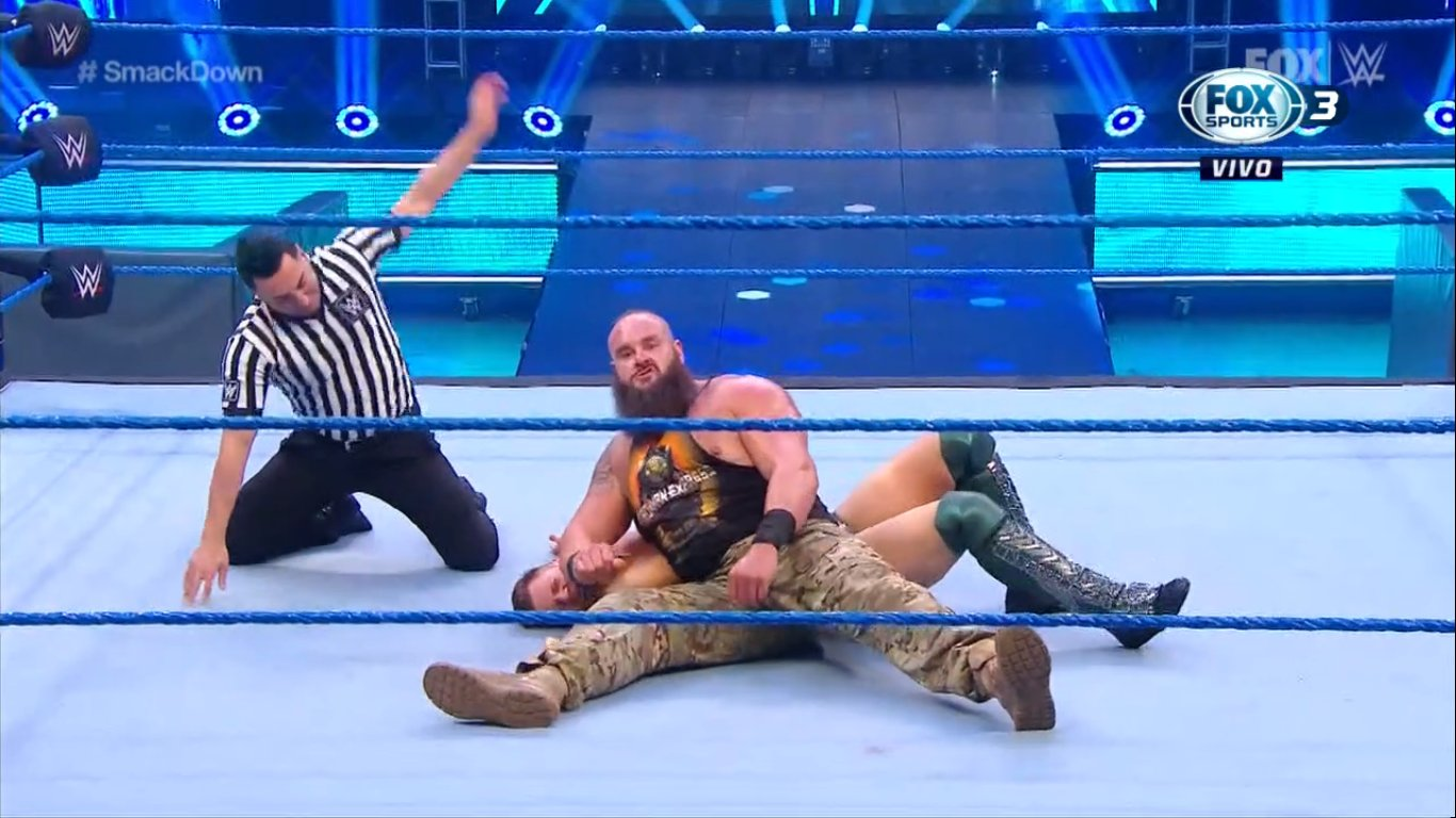 Braun Strowman en Backlash 2020