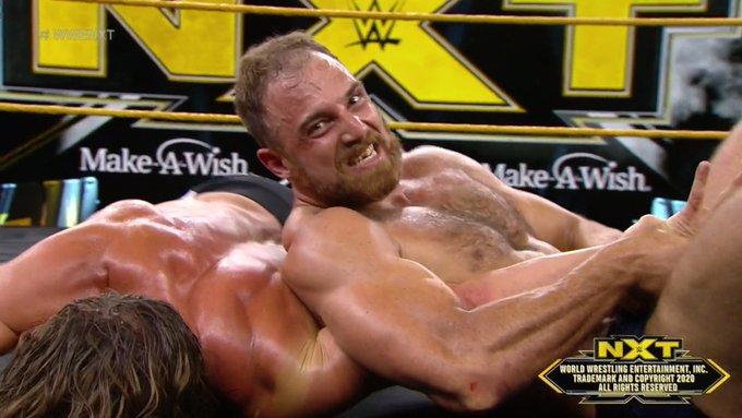 NXT (13 de mayo 2020) | Resultados en vivo | Finn Bálor vs. Cameron Grimes 35