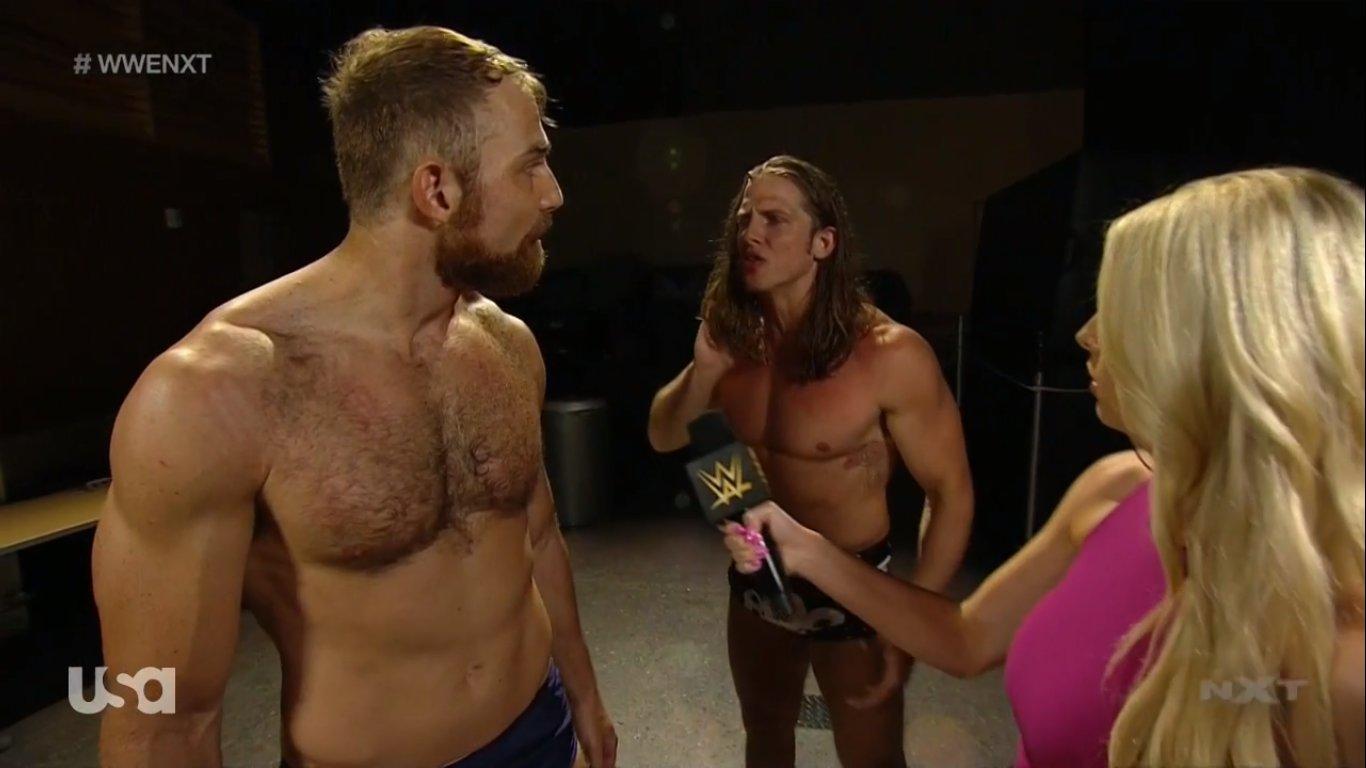 NXT (13 de mayo 2020) | Resultados en vivo | Finn Bálor vs. Cameron Grimes 5