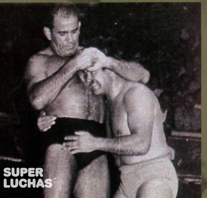 Lou Thesz vs. Gori Guerrero