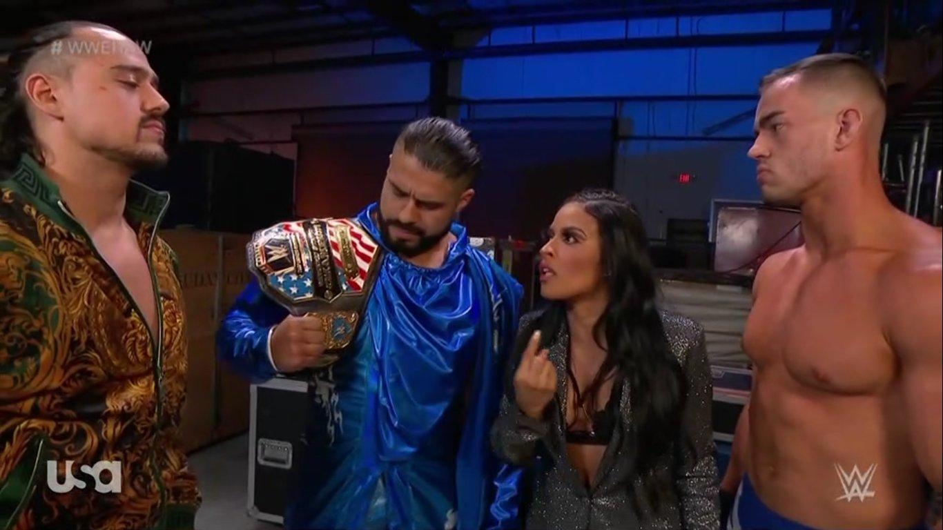 WWE RAW (18 de mayo 2020) | Resultados en vivo | King Corbin viene por Drew McIntyre 19