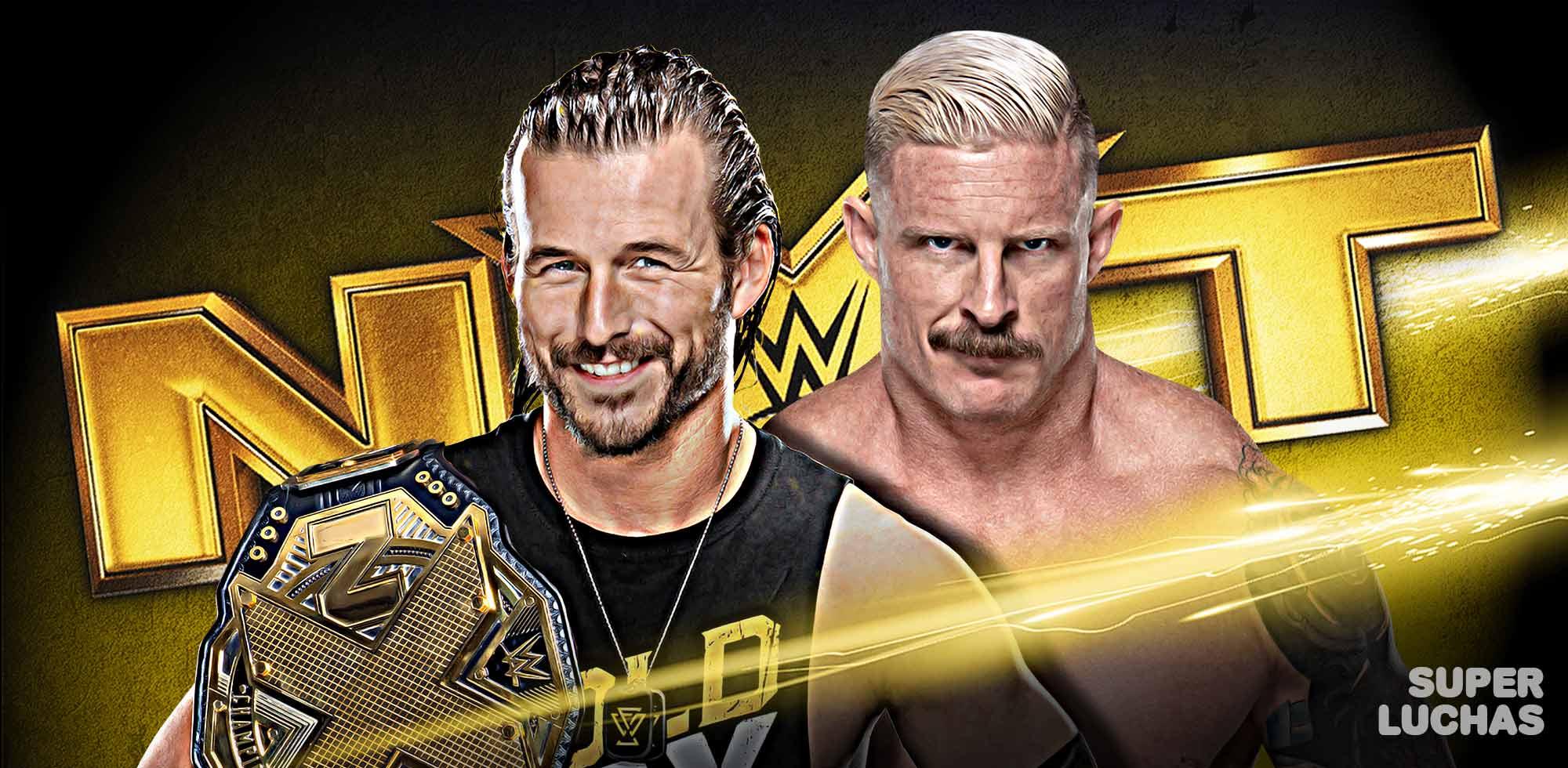 NXT 10 de junio 2020