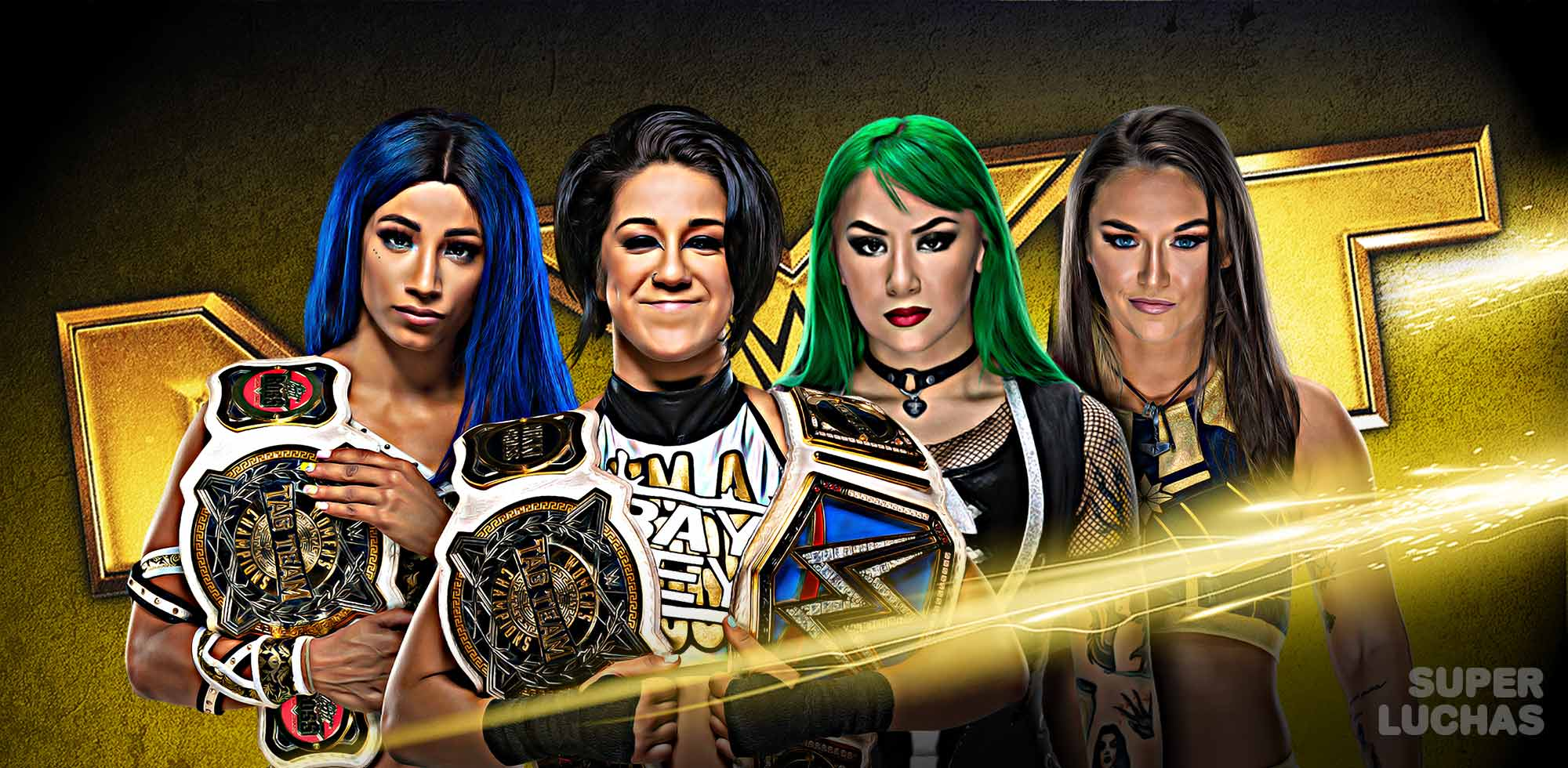 NXT 17 de junio 2020