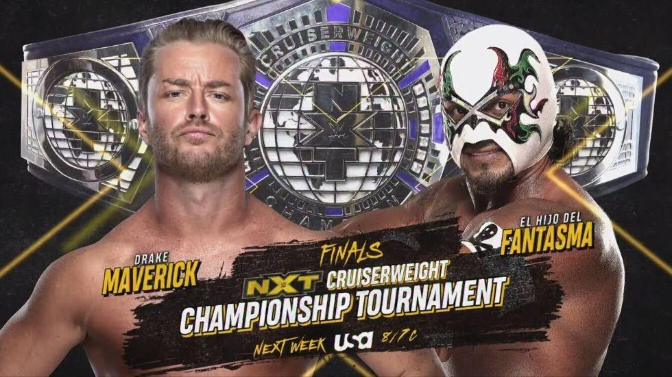 Campeonato de peso crucero NXT