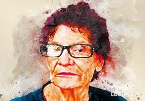 """Esther León de Moreno """"La Güera"""""""