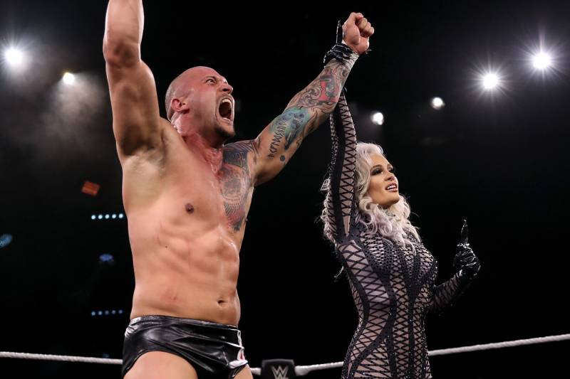 Karrion Kross and the importance of his NXT name change