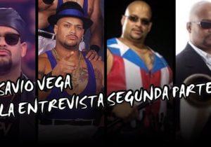 """Segunda Parte entrevista con Savio Vega """"A Mi Manera o Pa La Calle"""" 4"""