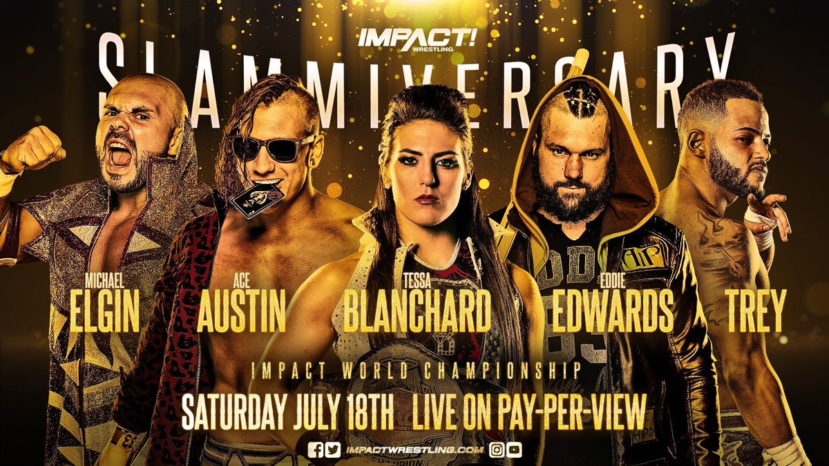 Tessa Blanchard fuera de Impact Wrestling