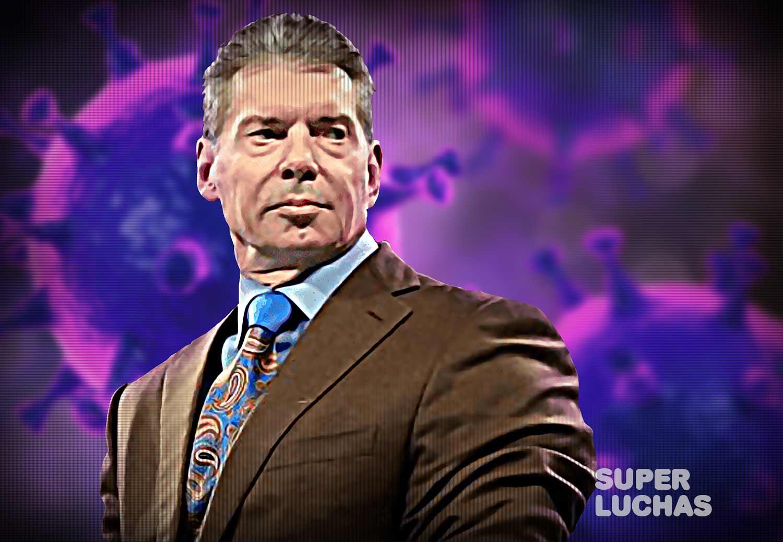Vince McMahon coronavirus