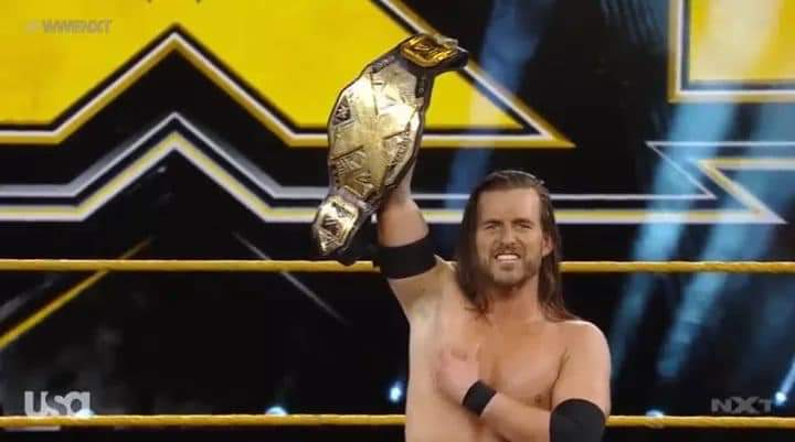 NXT (10 de junio 2020) | Resultados en vivo | Adam Cole vs. Dexter Lumis 34