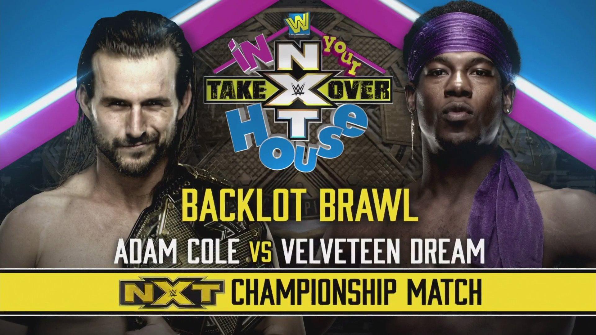 NXT (3 de junio 2020)   Resultados en vivo   Hijo del Fantasma vs. Drake Maverick 9