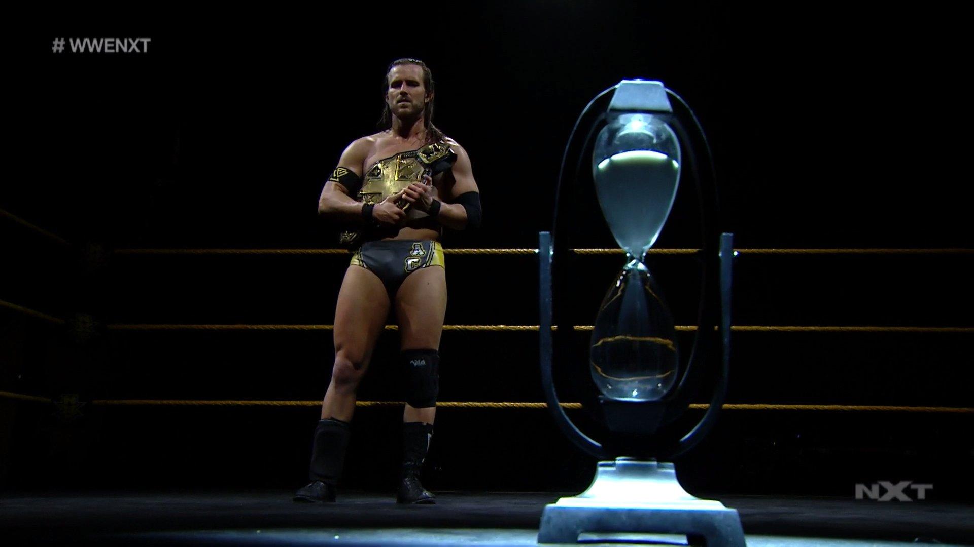 NXT (10 de junio 2020) | Resultados en vivo | Adam Cole vs. Dexter Lumis 36
