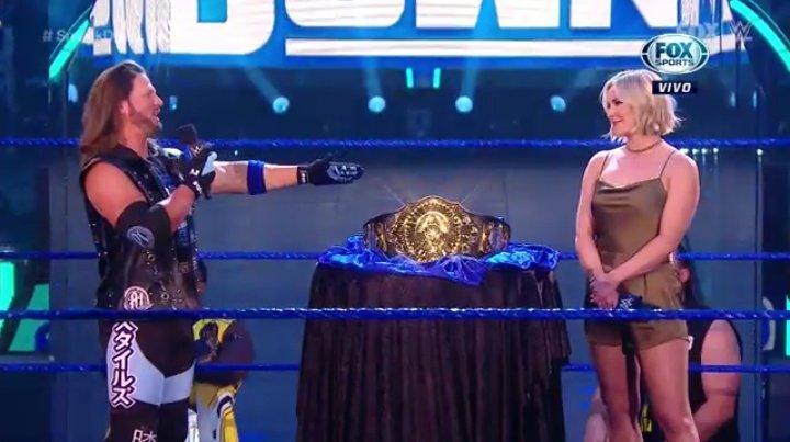 WWE SMACKDOWN (19 de junio 2020)   Resultados en vivo   El debut de Matt Riddle 1