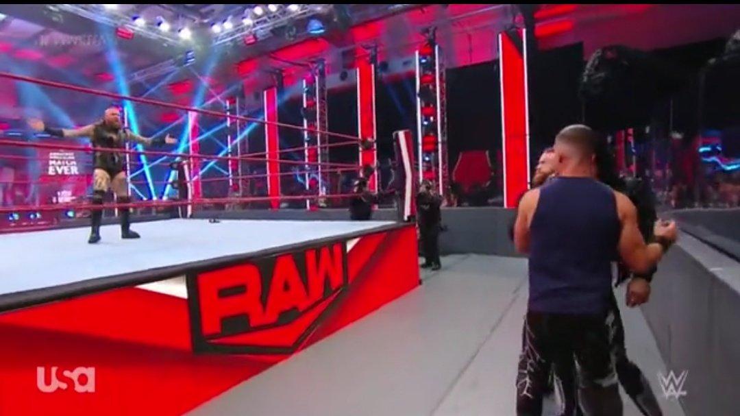WWE RAW (1 de junio 2020) | Resultados en vivo | El retiro de Rey Mysterio 3