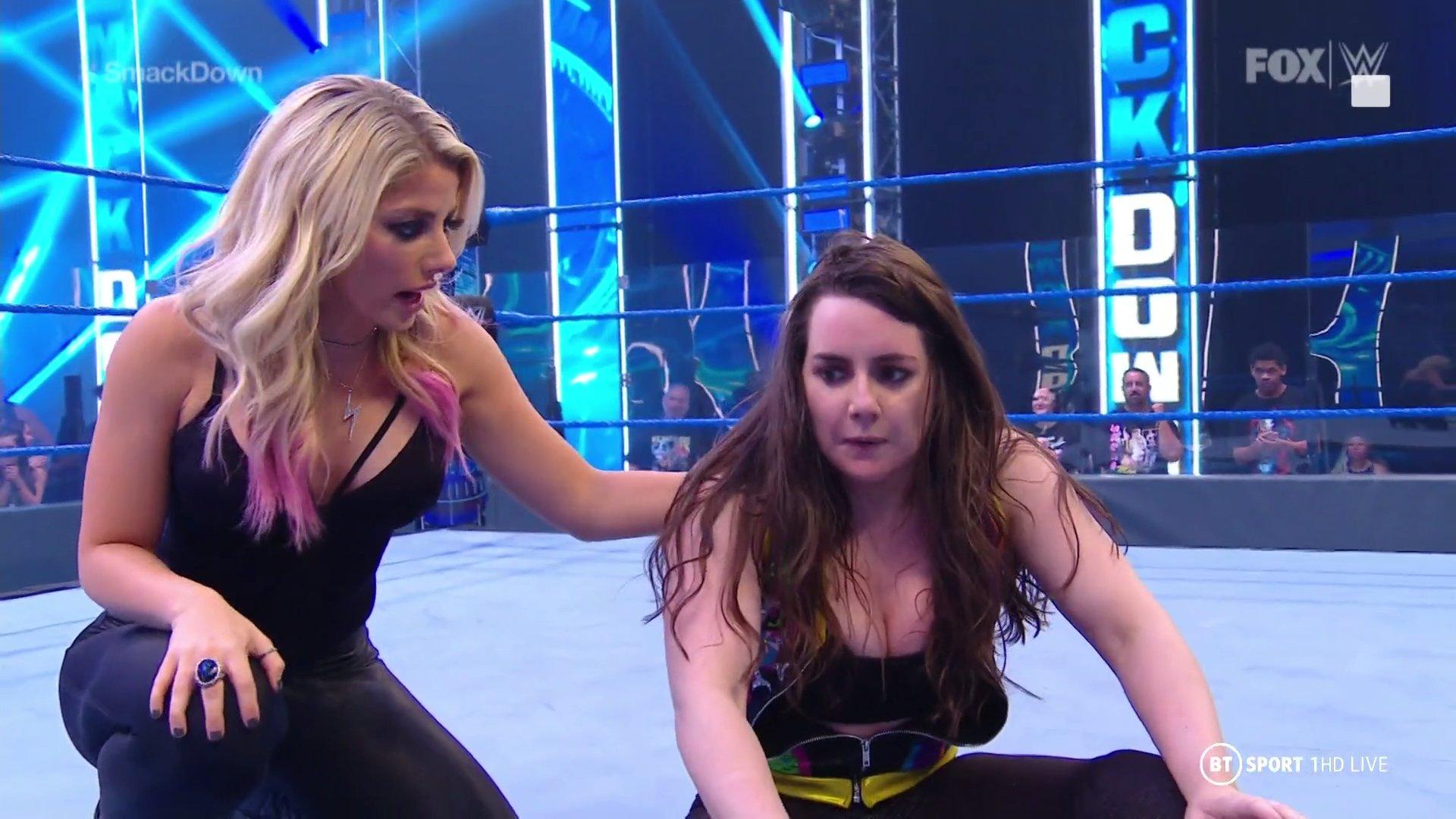 WWE SMACKDOWN (19 de junio 2020)   Resultados en vivo   El debut de Matt Riddle 12