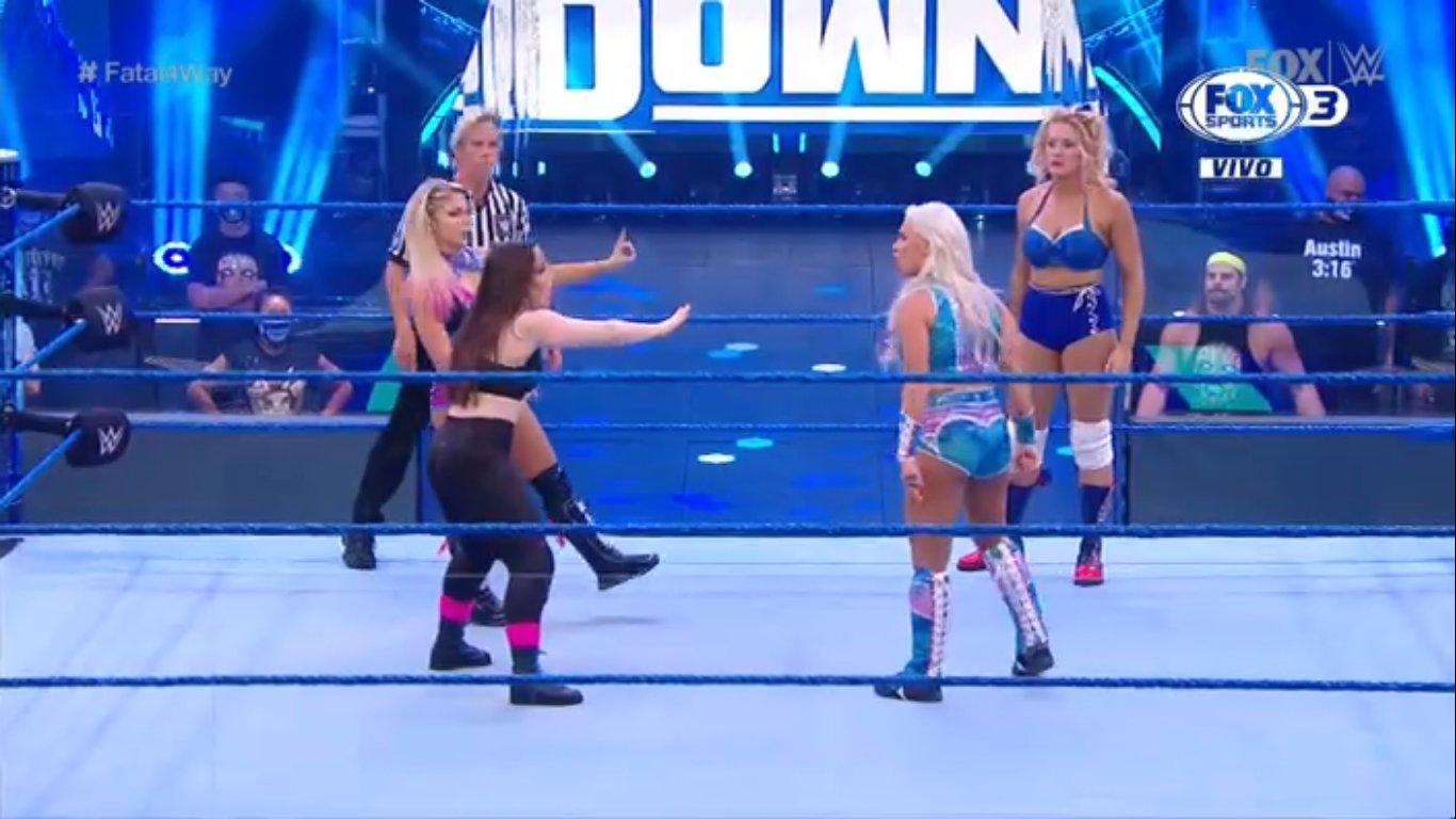 SmackDown 26 de junio 2020