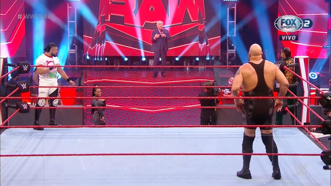 Raw 29 de junio 2020