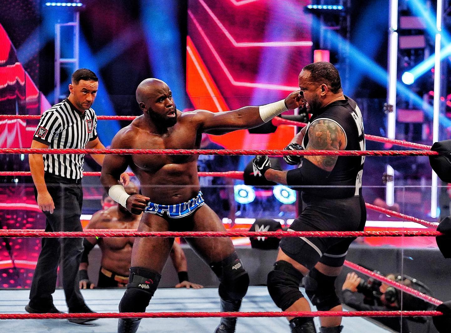 WWE RAW (June 29, 2020) | Live results | Contract signing for Extreme Rules 21