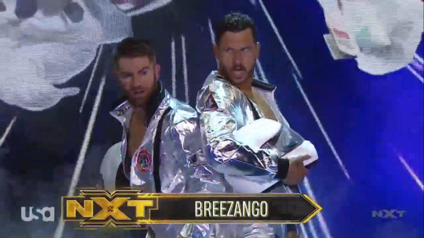 NXT (3 de junio 2020)   Resultados en vivo   Hijo del Fantasma vs. Drake Maverick 11