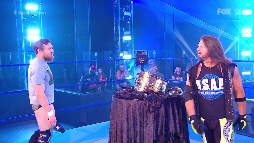 WWE SMACKDOWN (5 de junio 2020) | RESULTADOS EN VIVO | Jeff Hardy expone su caso 13