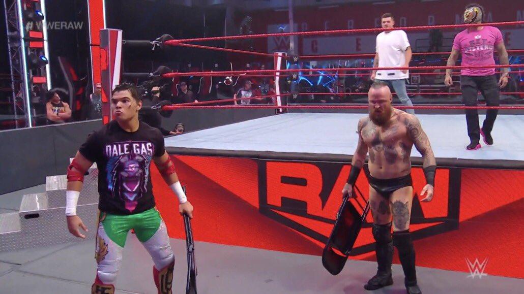 Raw 22 de junio 2020