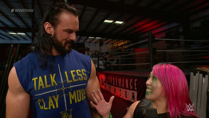 WWE RAW (June 29, 2020) | Live results | Contract signing for Extreme Rules 16