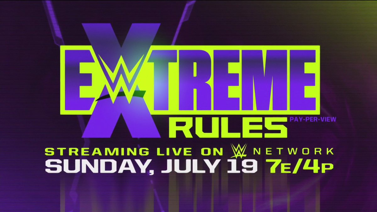 Possíveis novos combates para o WWE Extreme Rules 2020