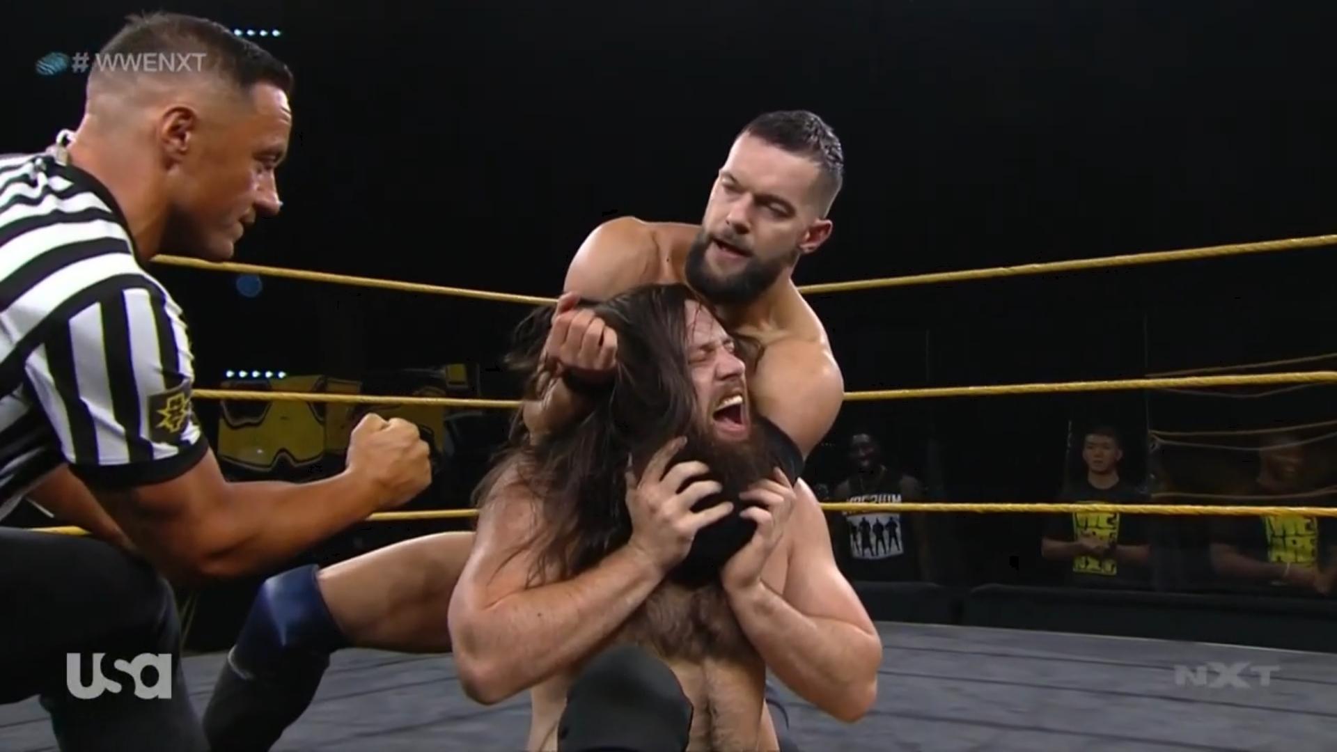 NXT (10 de junio 2020) | Resultados en vivo | Adam Cole vs. Dexter Lumis 28