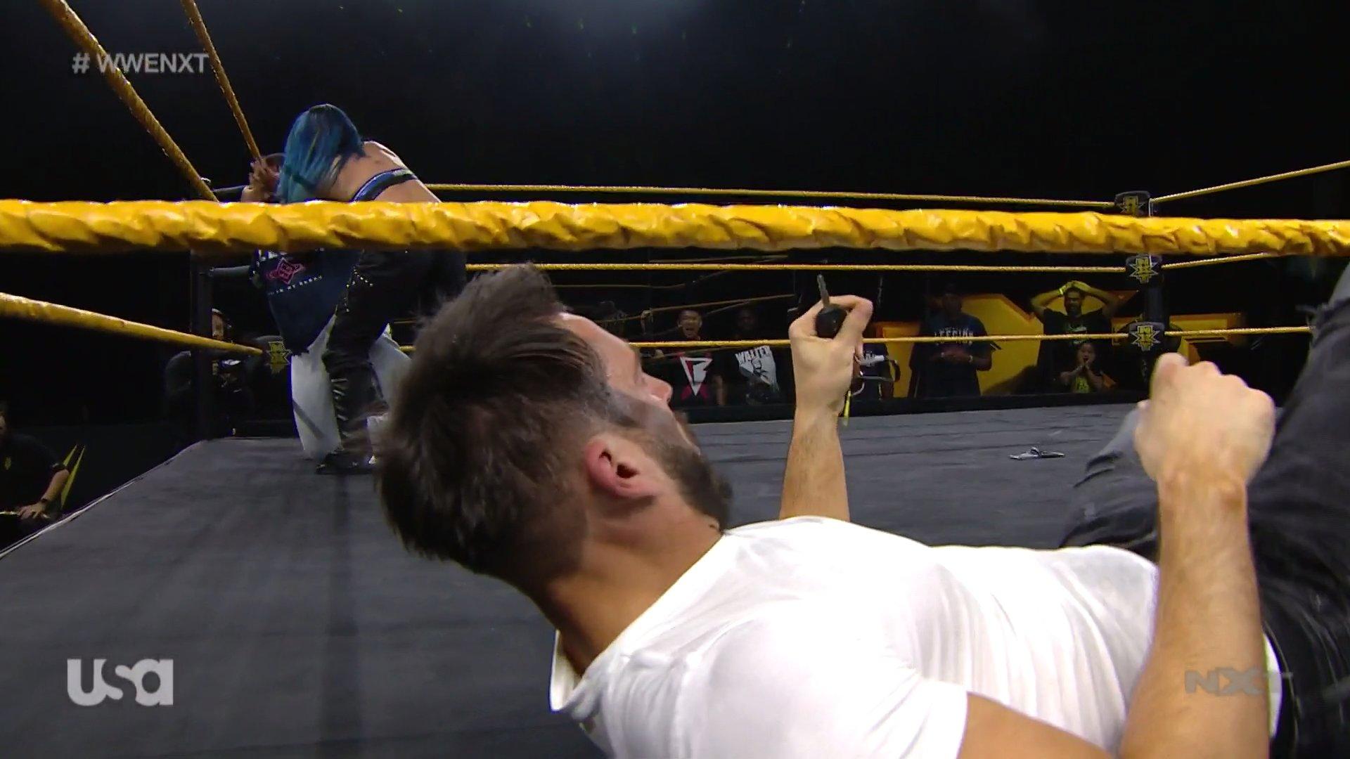 NXT (3 de junio 2020)   Resultados en vivo   Hijo del Fantasma vs. Drake Maverick 3
