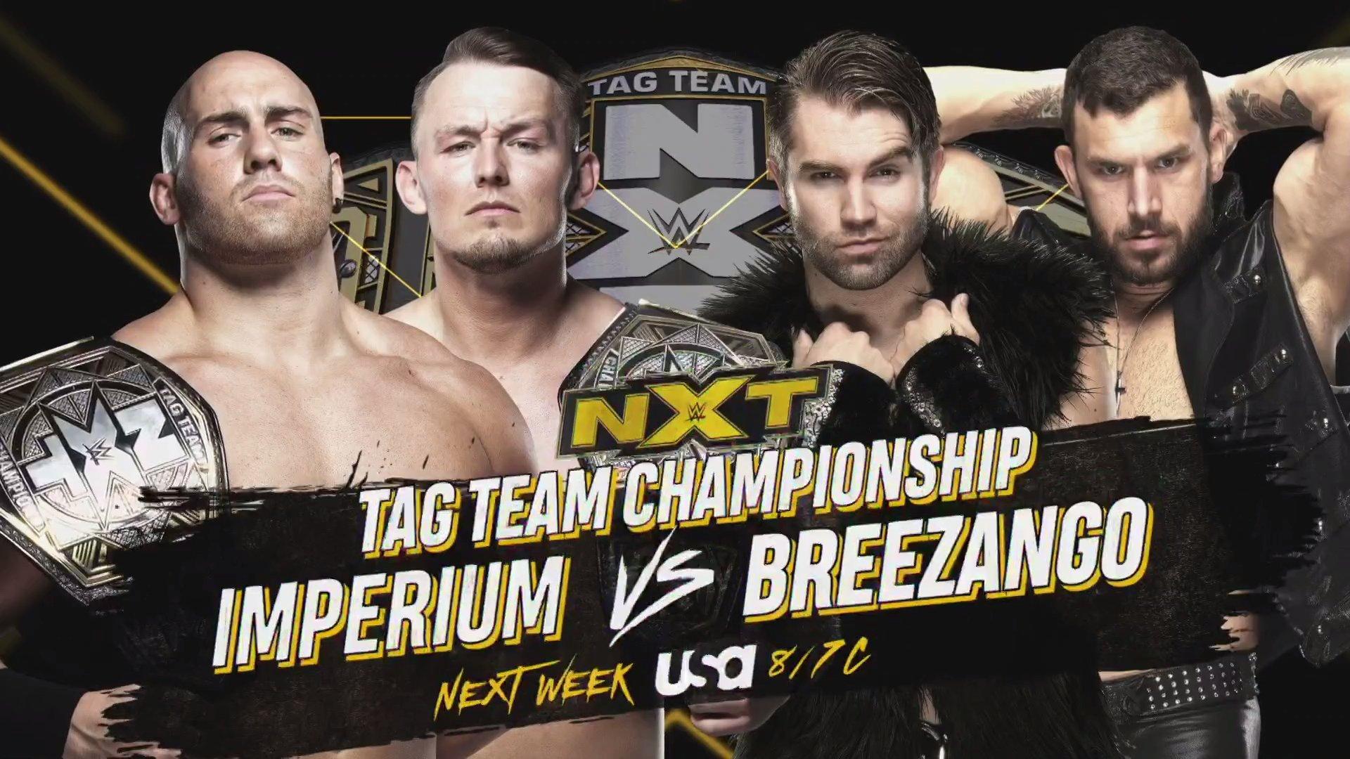 NXT (10 de junio 2020) | Resultados en vivo | Adam Cole vs. Dexter Lumis 27