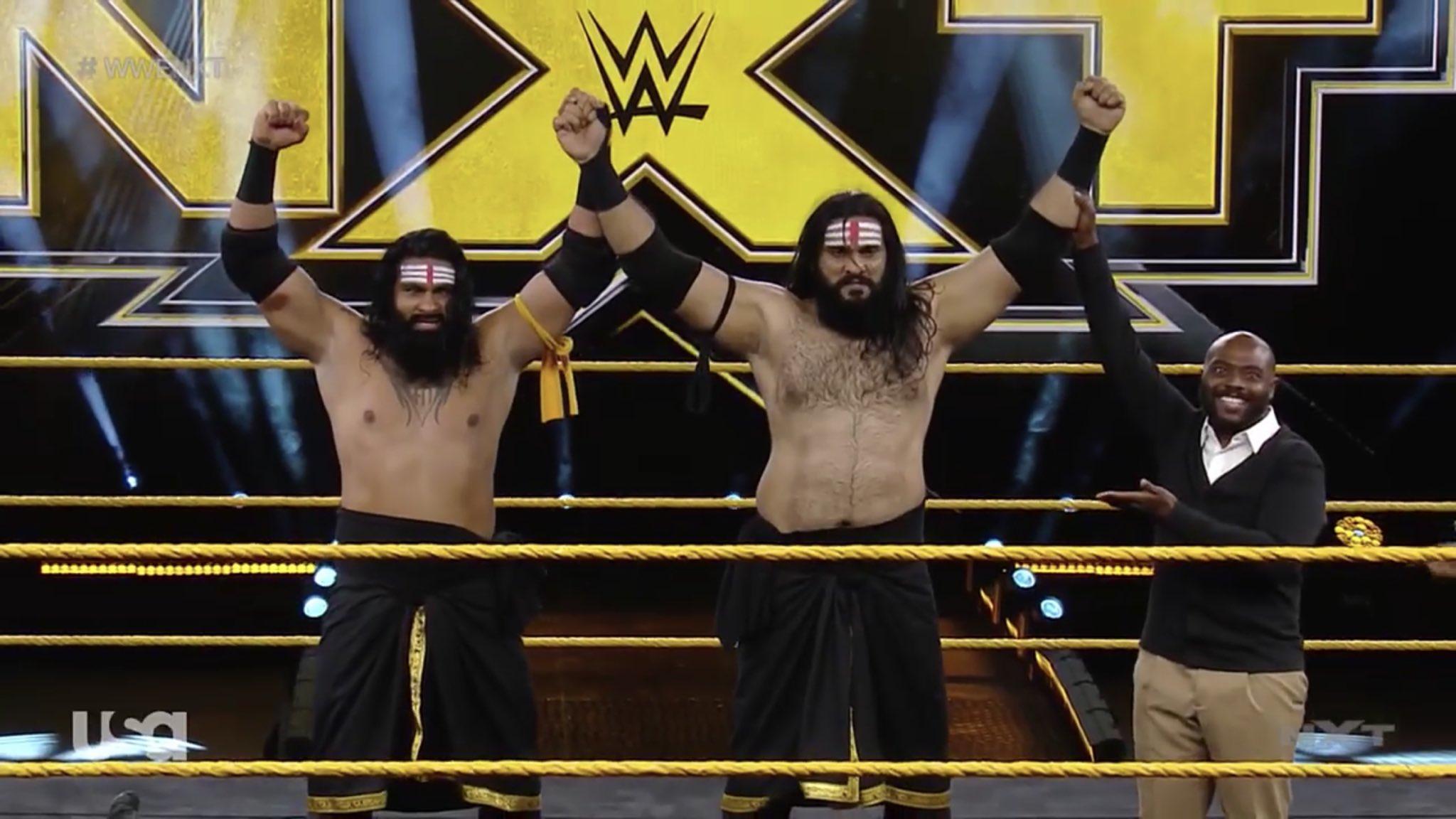 NXT (10 de junio 2020) | Resultados en vivo | Adam Cole vs. Dexter Lumis 25