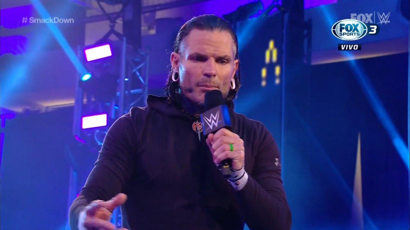 WWE SMACKDOWN (5 de junio 2020) | RESULTADOS EN VIVO | Jeff Hardy expone su caso 1